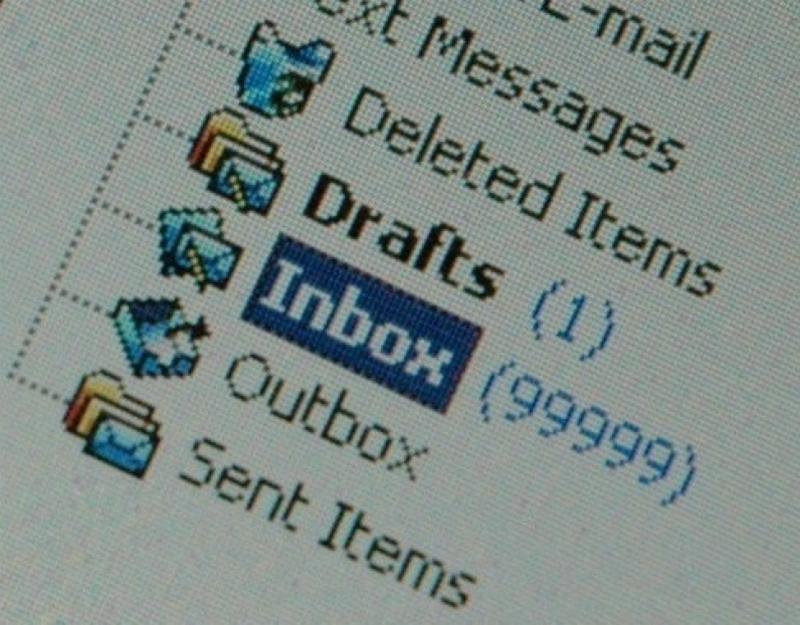 Как руководители ИТ-компаний работают с почтой - 1