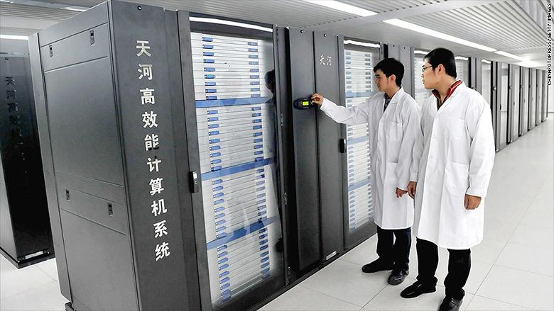 Китай приступил к разработке суперкомпьютера в 1000 раз мощнее Tianhe-1A - 1