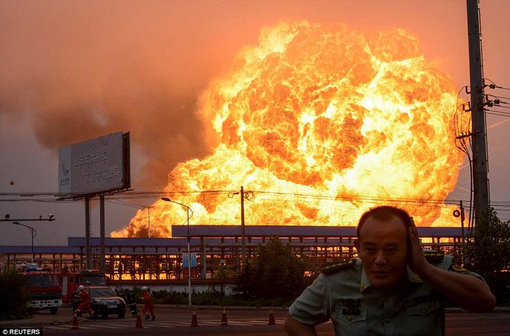 На фабрике Foxconn в Китае, где выпускаются смартфоны Apple iPhone, случился пожар