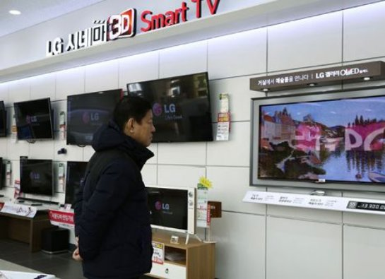 На мировом рынке телевизионных дисплеев сменился лидер
