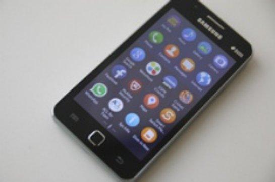 Обновление ОС Tizen для Samsung Z1