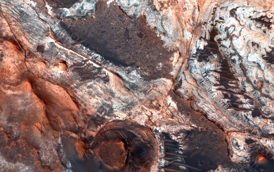 Разбор «Марсианина»: Марс, наука, политика - 17