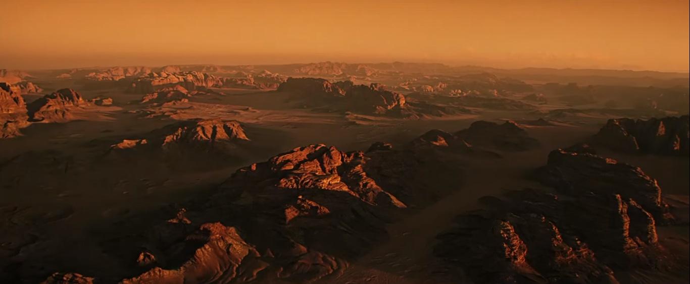 Разбор «Марсианина»: Марс, наука, политика - 3