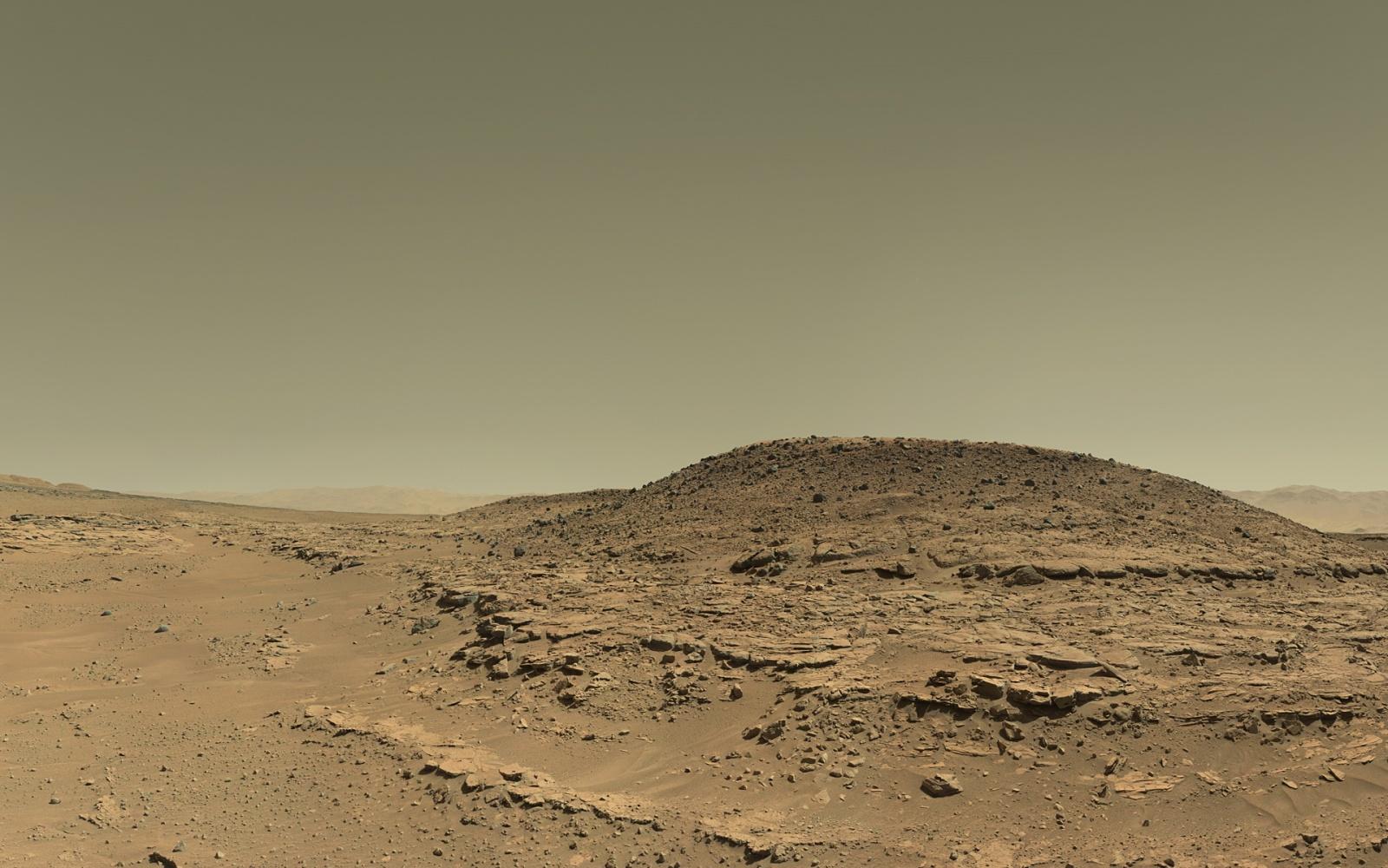 Разбор «Марсианина»: Марс, наука, политика - 4