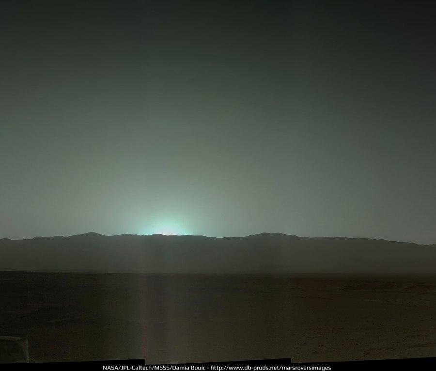 Разбор «Марсианина»: Марс, наука, политика - 7