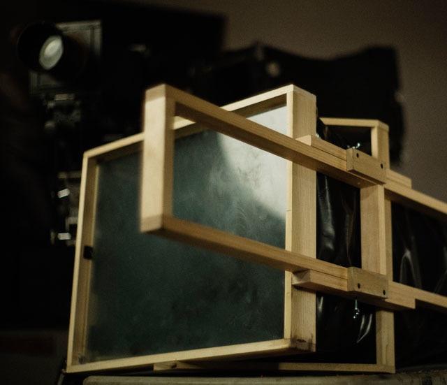 Самодельная камера 16×20 дюймов за 10 часов - 4