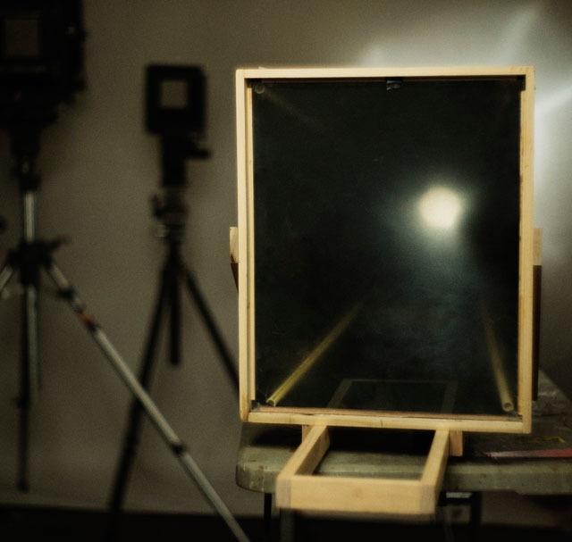 Самодельная камера 16×20 дюймов за 10 часов - 6