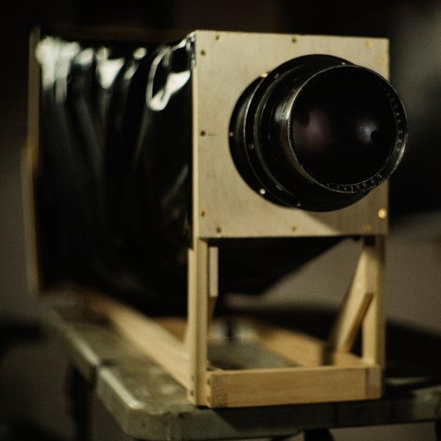 Самодельная камера 16×20 дюймов за 10 часов - 9
