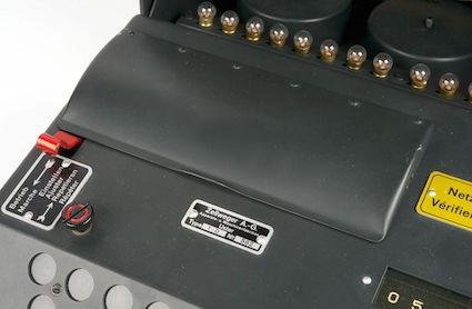 Шифровальная машина NEMA - 10