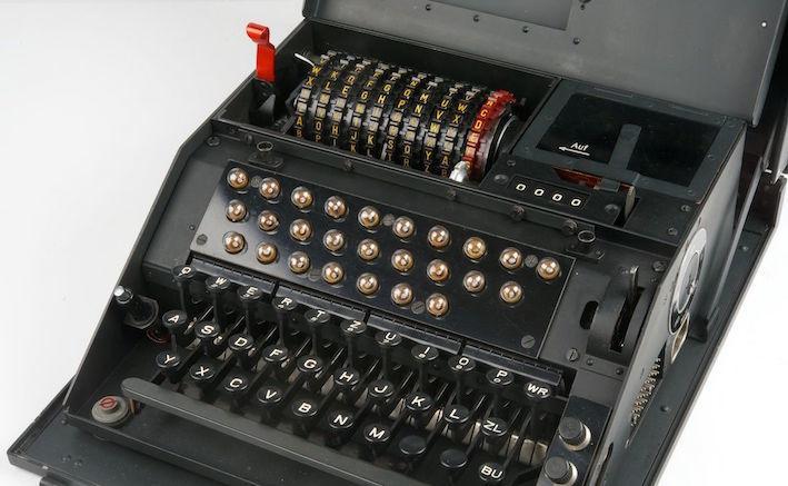 Шифровальная машина NEMA - 13