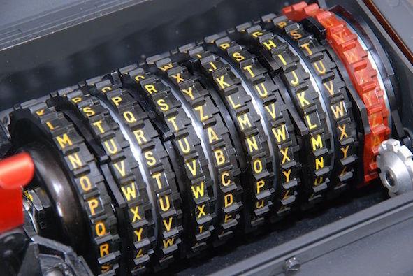 Шифровальная машина NEMA - 2