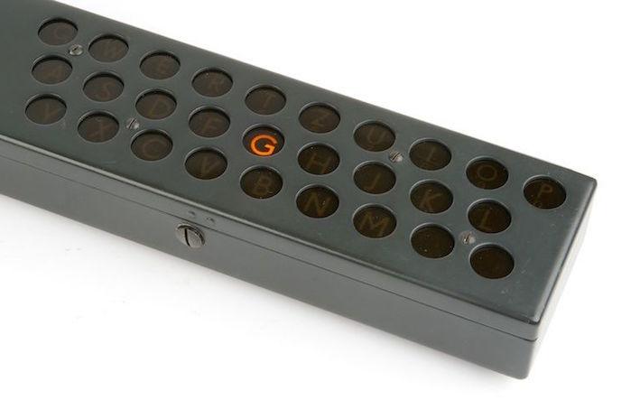 Шифровальная машина NEMA - 21
