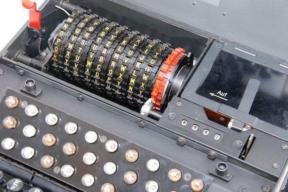 Шифровальная машина NEMA - 3