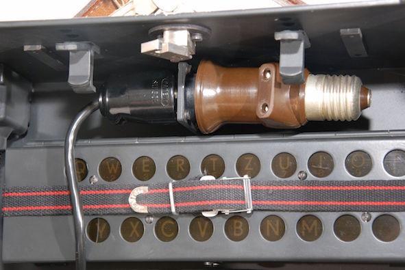 Шифровальная машина NEMA - 5