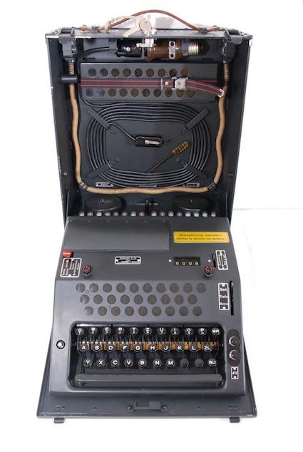 Шифровальная машина NEMA - 1