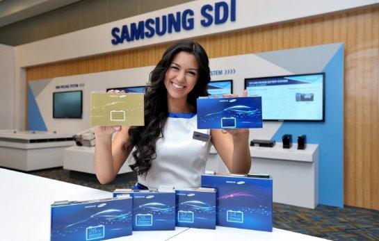 600 км без подзарядки: SAMSUNG SDI запускает производство новых аккумуляторов для электрокаров