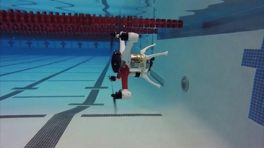 Loon Copter способен летать и плавать под водой - 1