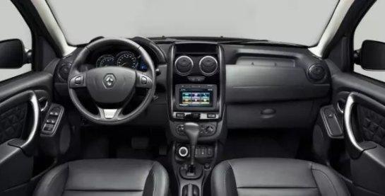 Renault Duster 2015: настоящий внедорожник может быть доступным