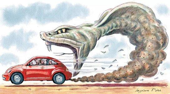 Volkswagen отказался выплачивать компенсации европейцам