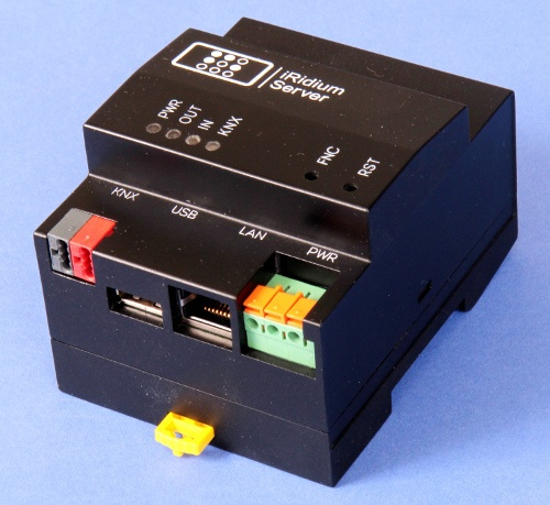 iRidium Server и аппаратные платформы для него - 4