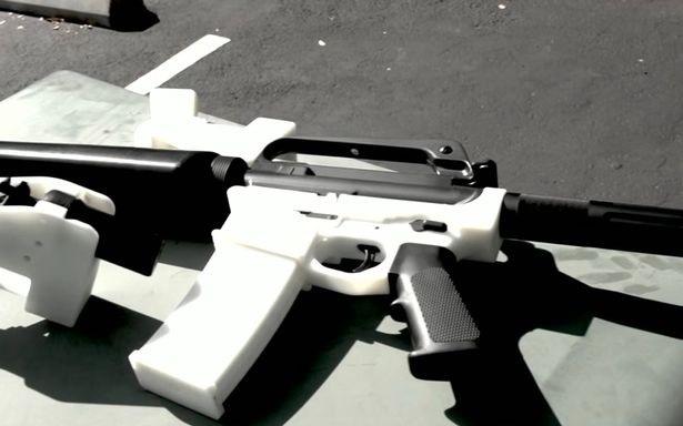 Коди Уилсон выложит 3D-файлы для печати винтовки AR-15 - 2