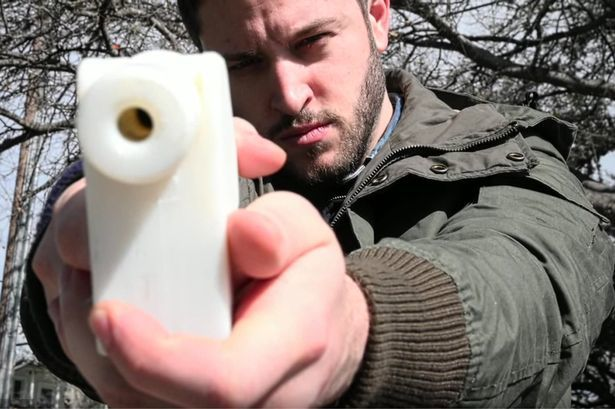Коди Уилсон выложит 3D-файлы для печати винтовки AR-15 - 3