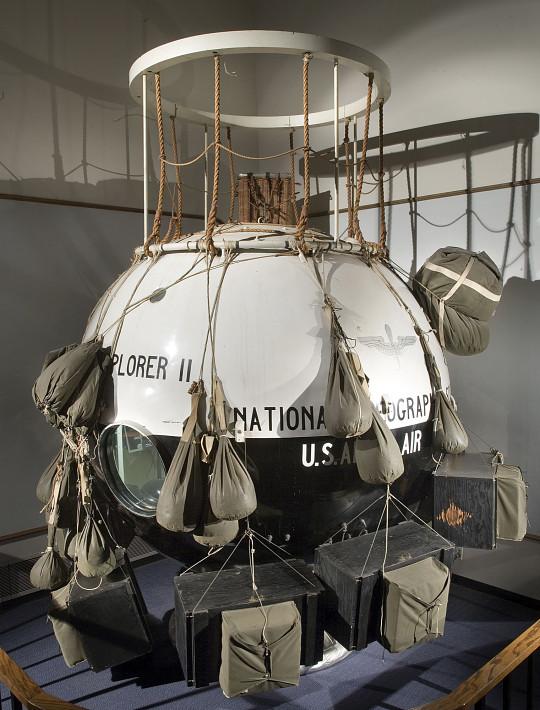 На пути в космос. Стратостаты - 18