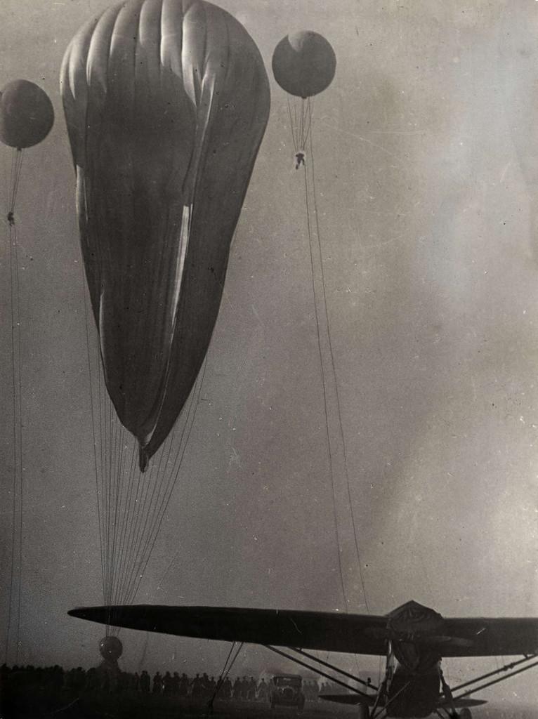 На пути в космос. Стратостаты - 24