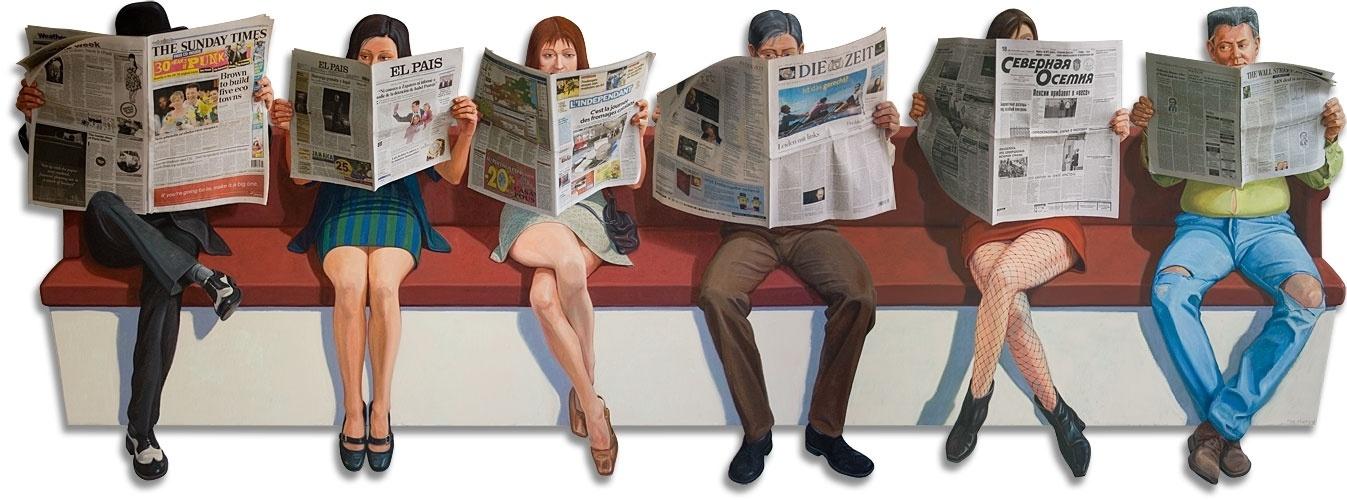 Почему для стартапа бесполезны публикации в СМИ - 1