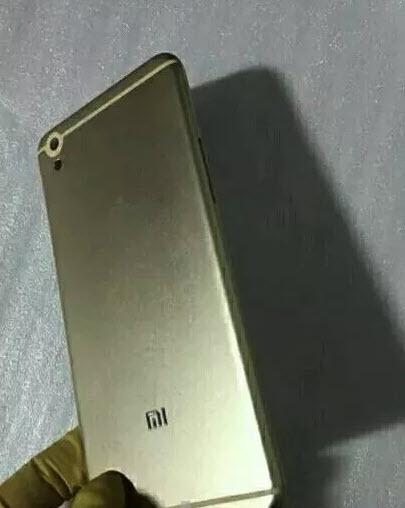 Появилась информация о четырех версиях смартфона Xiaomi Mi 5