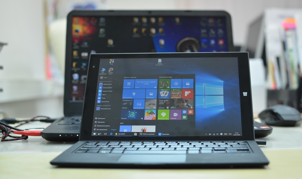 Практикум: заменит ли планшет-трансформер ноутбук? - 1