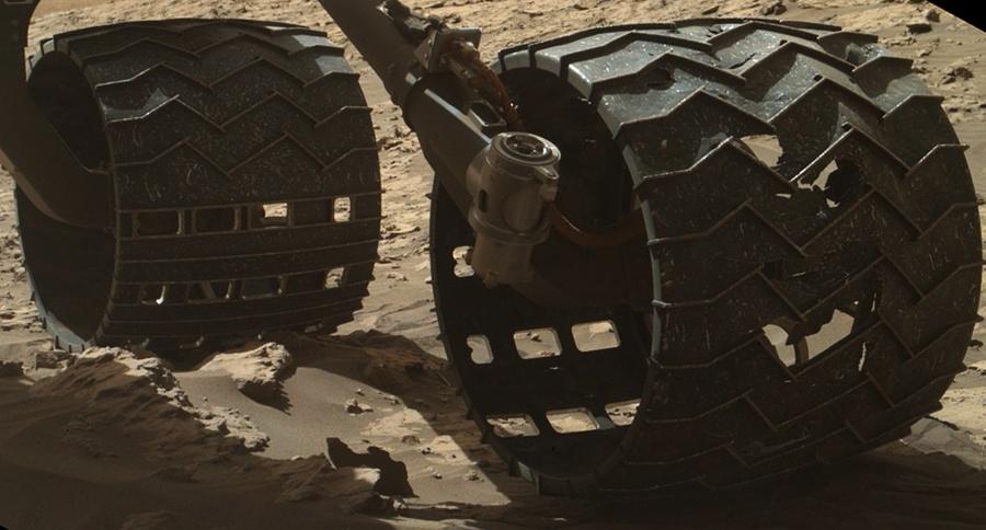 Разбор «Марсианина»: техника - 12