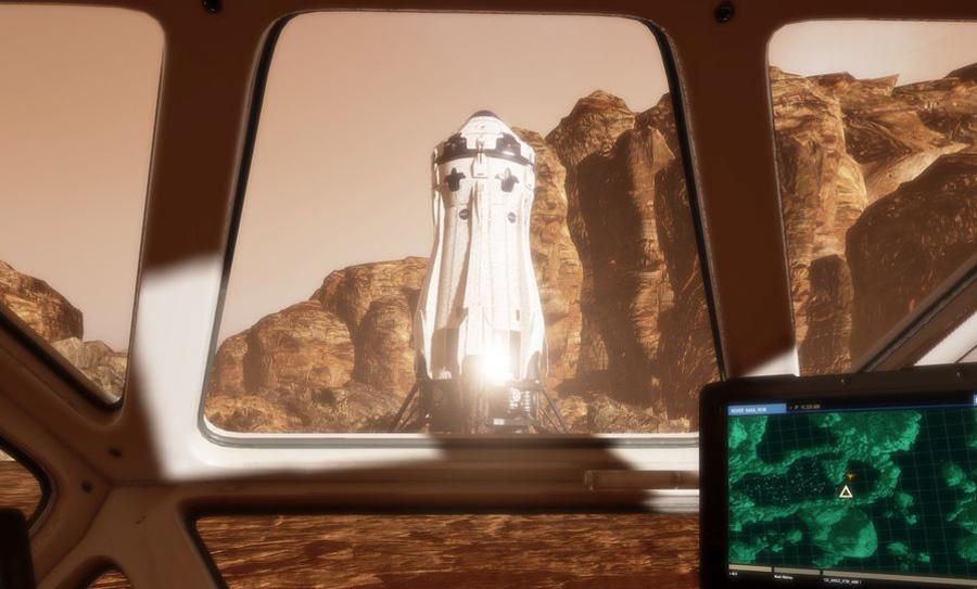Разбор «Марсианина»: техника - 27