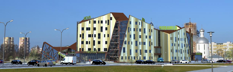 Реальная виртуальность: информационная модель города - 1