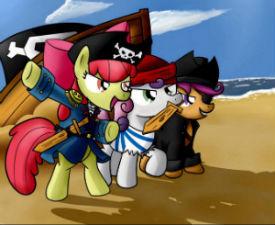 Создателей мультика My Little Pony судят за пиратский шрифт - 1
