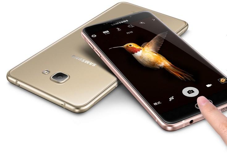 Samsung готовит смартфон SM-A9100
