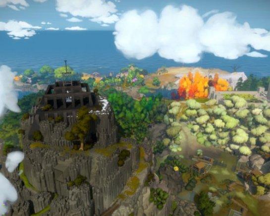 В Steam открылся предварительный заказ на игру The Witness
