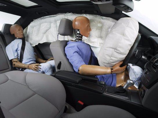 В США отзывают автомобили из-за проблем с безопасностью