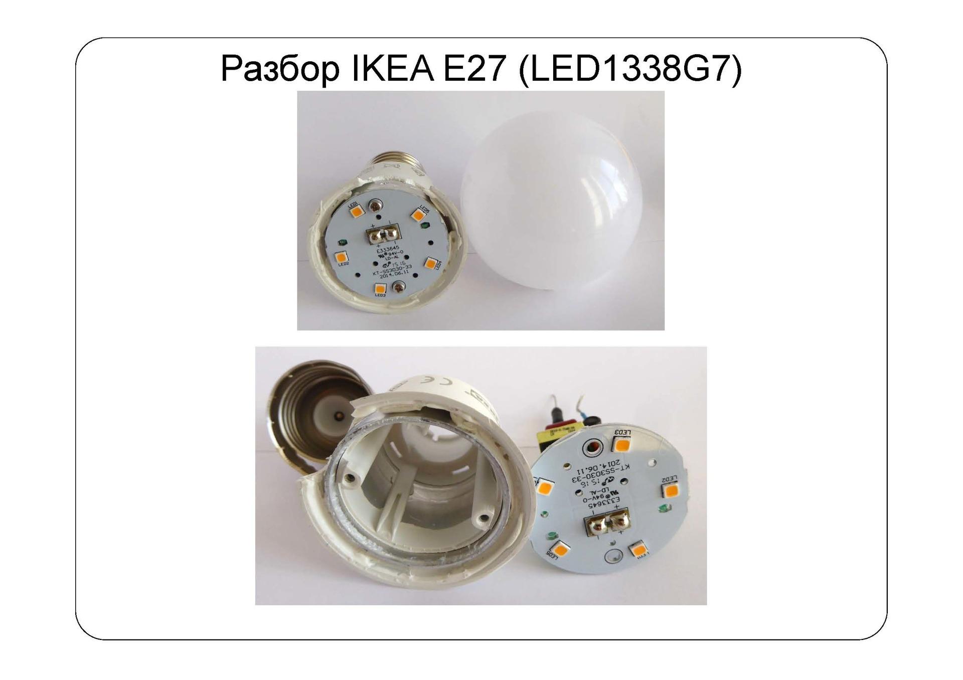 Взгляд изнутри: IKEA LED наносит ответный удар - 3