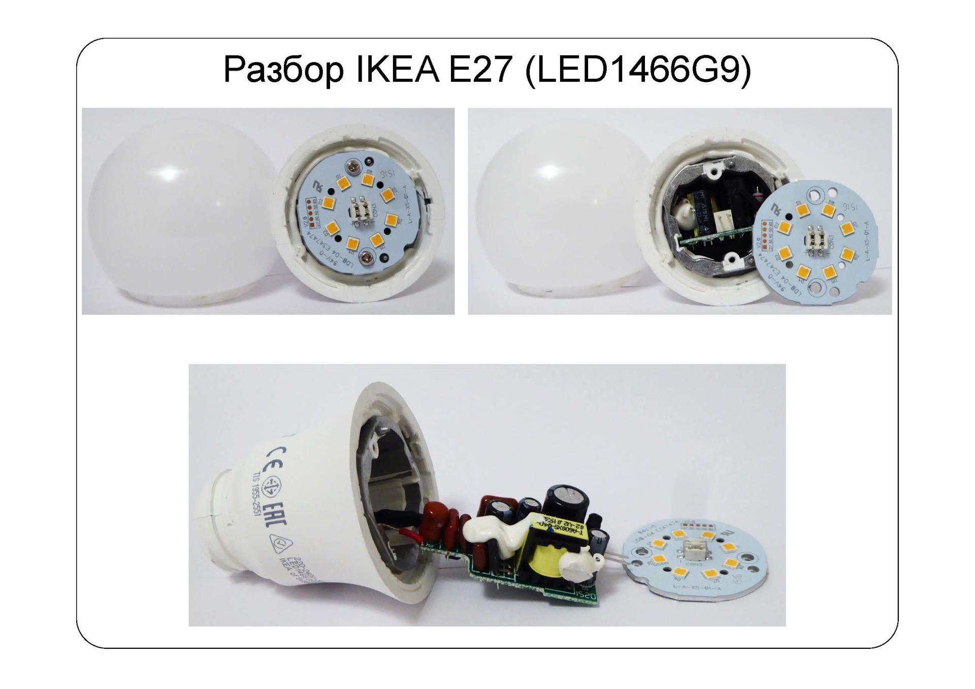 Взгляд изнутри: IKEA LED наносит ответный удар - 7