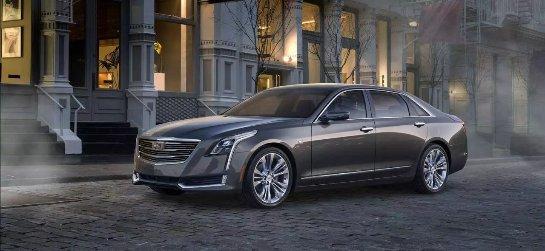 Cadillac CT6 получит 4,2-литровый битурбо V8