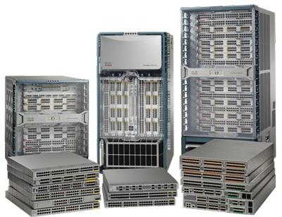 Cisco Nexus в ядре корпоративной сети - 2