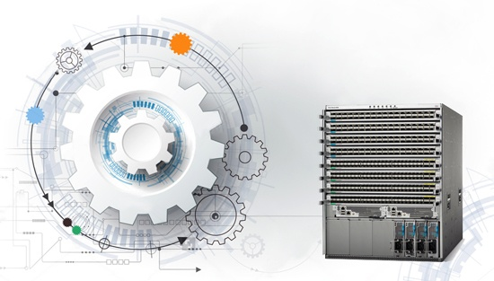 Cisco Nexus в ядре корпоративной сети - 1