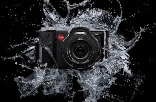 Leica представила свою первую защищенную камеру X-U (Typ 113)