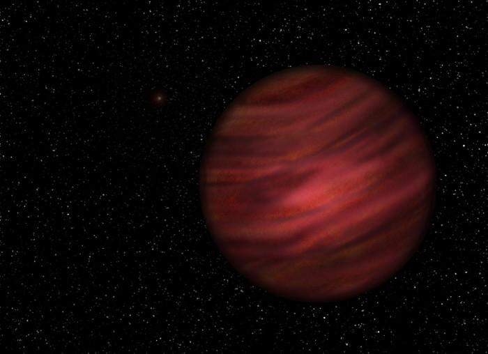 Найдена планета, удалённая от своей звезды на триллион километров - 1