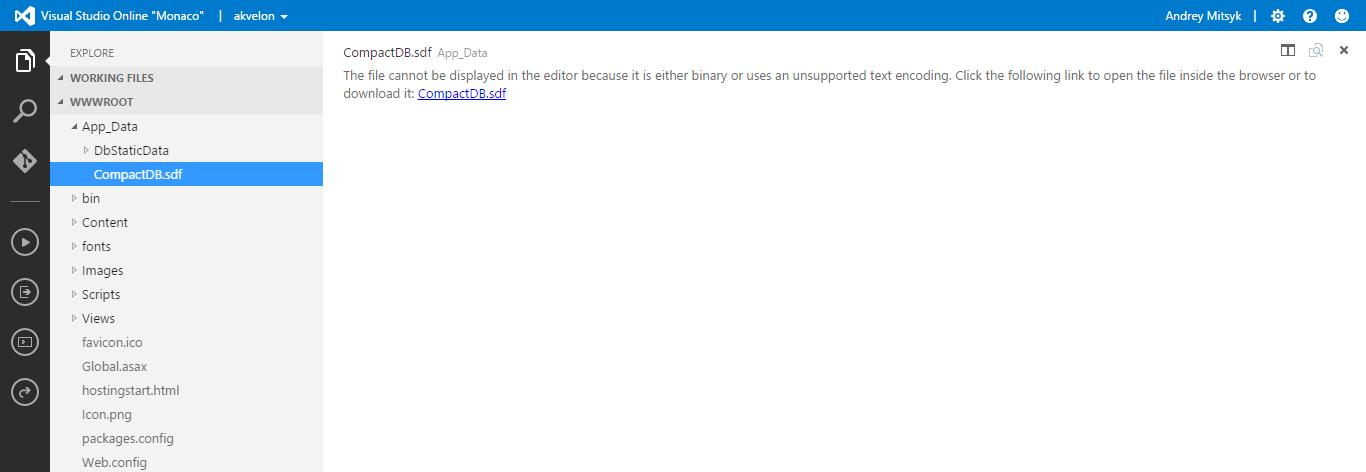 Немного халявы в Microsoft Azure или создаем бесплатную SQL Database в облаке - 12