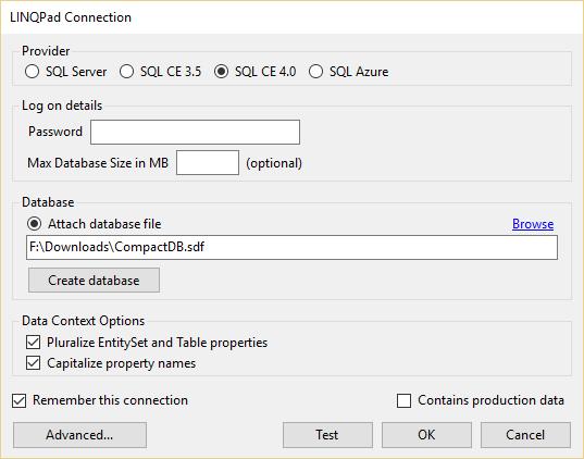 Немного халявы в Microsoft Azure или создаем бесплатную SQL Database в облаке - 13