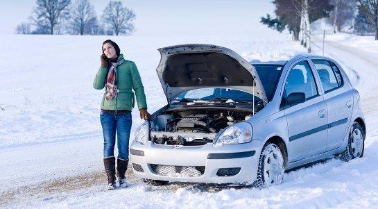 Основы выживания на зимней трассе