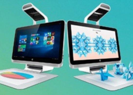 Представлен моноблок с 3D-сканером HP Sprout Pro