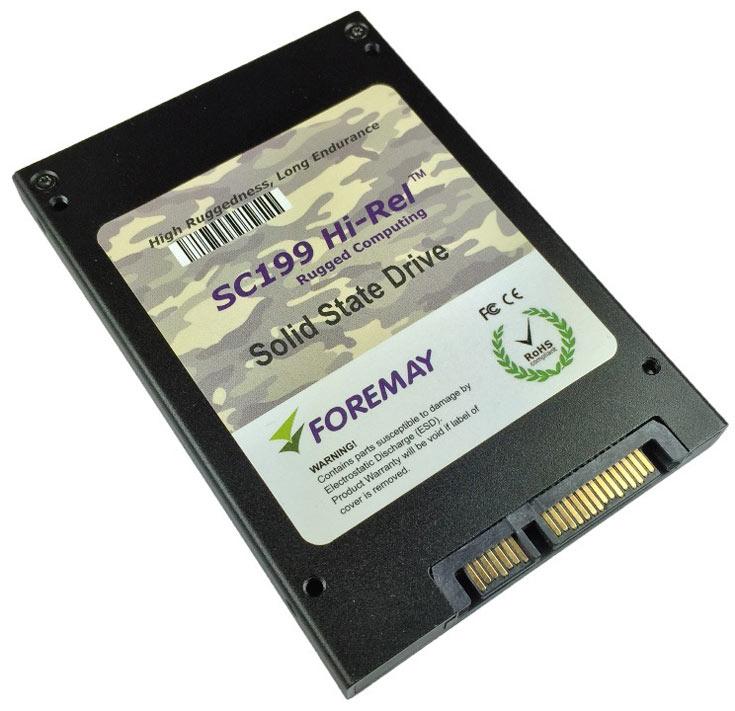 Твердотельные накопители Foremay SC199 при попытке неавторизованного доступа автоматически стирают данные без возможности восстановления